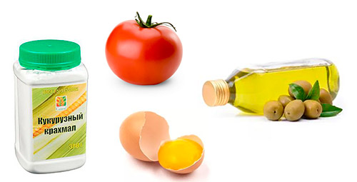 крахмал с томатом
