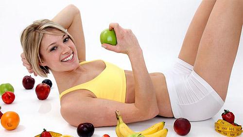 витамины и фитнес