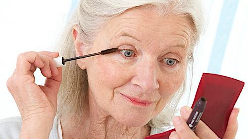 макияж после 40