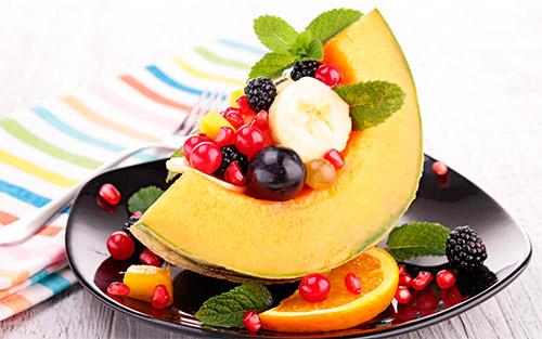 банан и другие фрукты