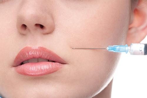 инъекции ботокса в лицо