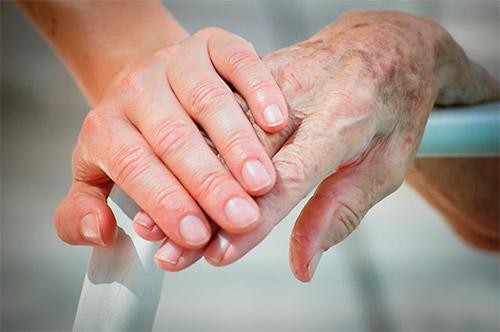 пигментация у пожилых людей