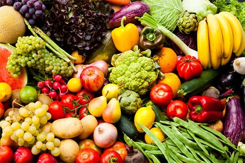 фруктово-овощное ассорти