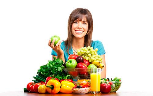 правильное питание фруктами