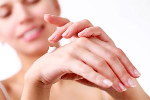 крем для ухода за кожей рук