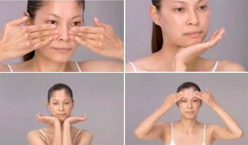 японская методика массажа