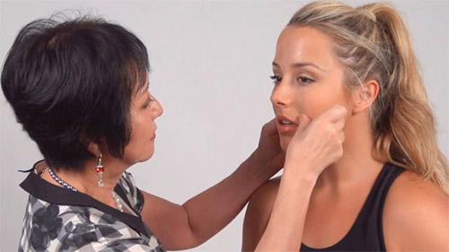 обучение массажу лица
