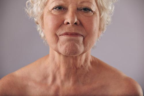 дряблая кожа на шее