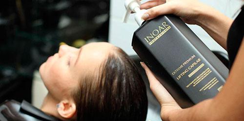 ботокса для волос от Inoar