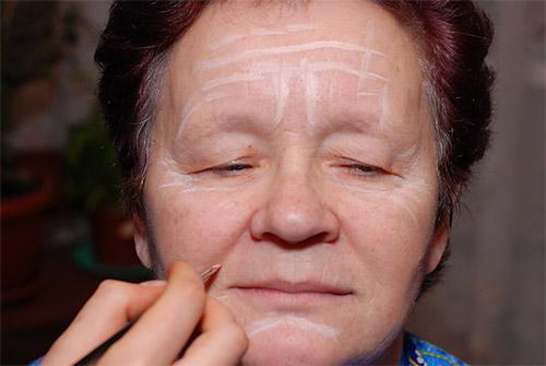 Как освежить лицо в 40 лет в