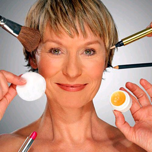 Тени для возрастного макияжа