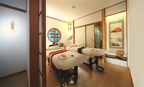 Вяпонском массажном салоне фото 581-909