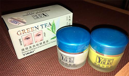 Аптека средства от пигментных пятен на лице