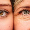 стареющая кожа лица